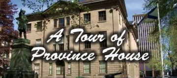 Visite de Province House