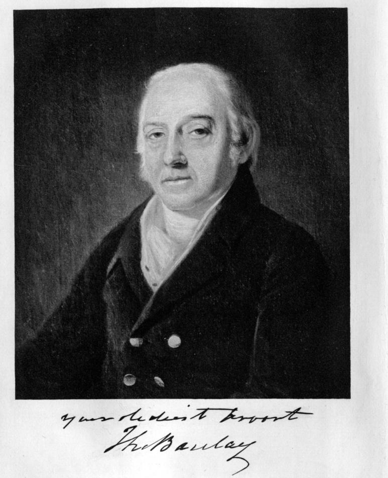 Thomas Henry Barclay