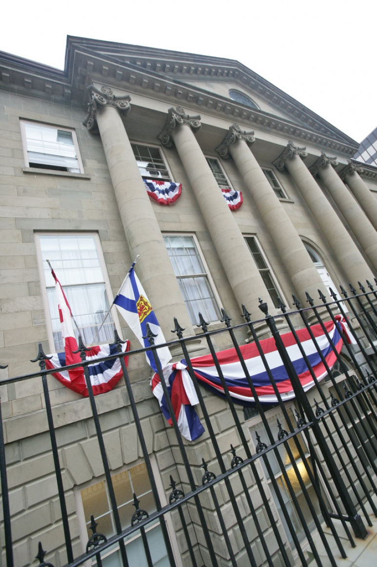 Province House Exterior