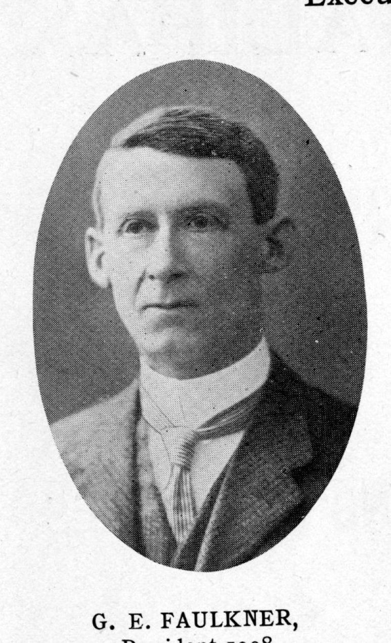 George Everett Faulkner