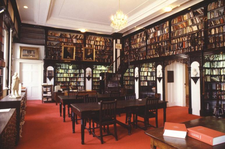 Bibliothèque de l'Assemblée législative