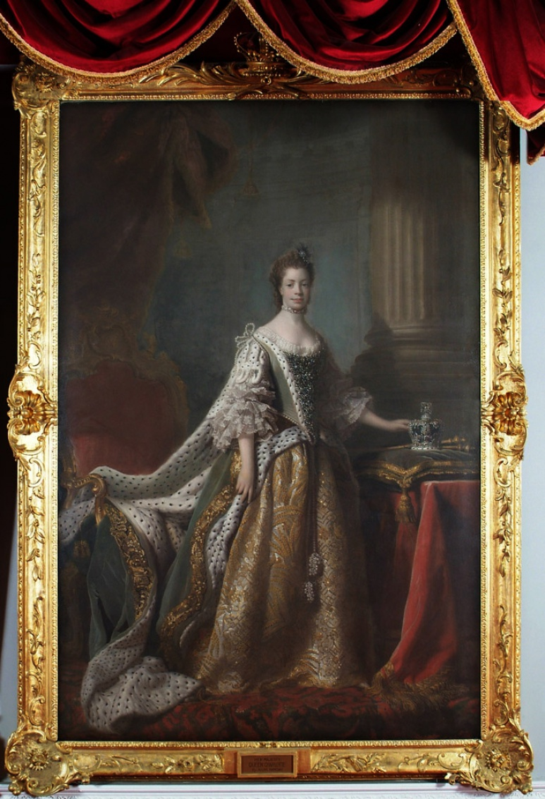 La reine Charlotte